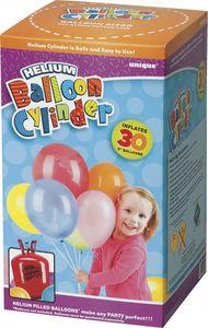 Ballongas Helium für 30 kleine Ballons - nur Abholung - kein Versand - bitte nehmen Sie diesen Artikel aus dem Warenkorb wenn Sie nicht nach Rodgau zur Abholung kommen – Bild 1