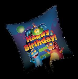 Monster Party Folien Ballon