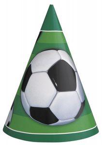 8 Fußball Party Hütchen