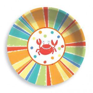 Strand Party Plastik Salat Schüssel 31 cm Durchmesser
