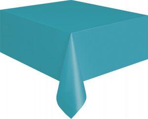 Plastik Tischdecke Karibik Blau