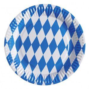 8 Teller Bayern Oktoberfest