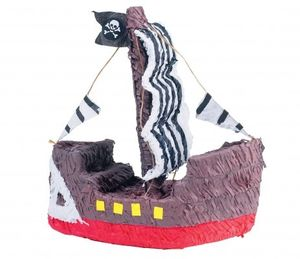 Pinata Piraten Schiff