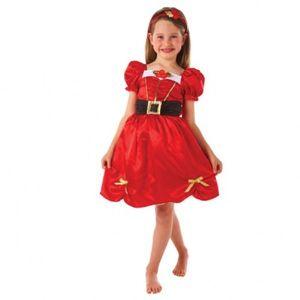Weihnachtskostüm Miss Santa