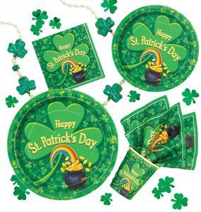 8 kleine St. Patricks Day Teller