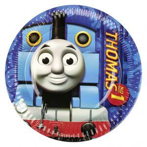 8 Thomas Eisenbahn Teller