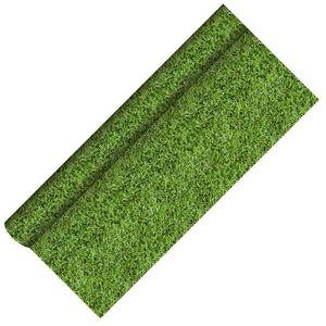 5 Meter Papier Tischdecke Gras Rasen