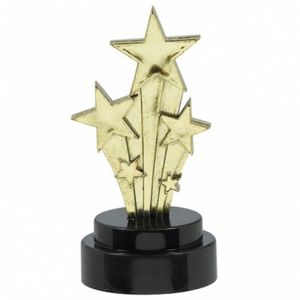 6 Mini Hollywood Film Star Awards