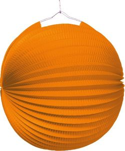 Lampion in Orange