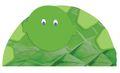 Schildkröten Tischaufsteller