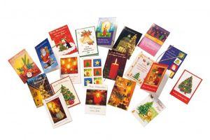 20 Weihnachts Geschenkanhänger