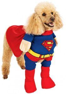 Hunde oder Katzen Kostüm Superman – Bild 3