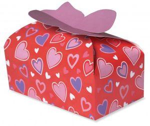 2 Geschenkboxen Herzchen