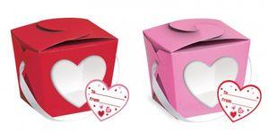 4 Mini Herzboxen