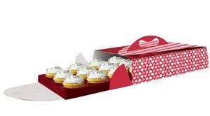 Muffins Takeaway Box