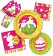 8 Ostern Pappbecher Sweet Bunny