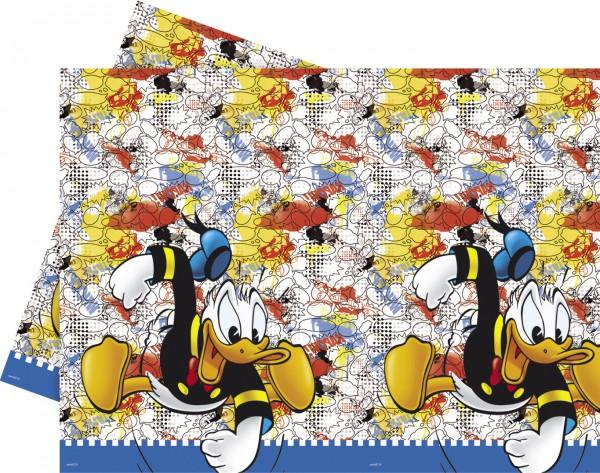 Disney Donald Duck Tischdecke Kinderparty 1 Geburtstag Micky Maus