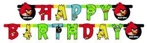 Angry Birds Classic Geburtstags Girlande – Bild 1