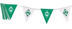 Werder Bremen Wimpel Girlande