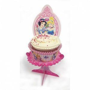4 Disney Princess Mini Muffin Ständer