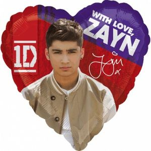 Zayn Malik Folienballon One Direction