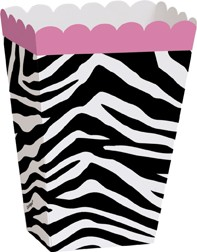 Zebra Party Box