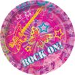 Rock On Party kleine Teller