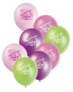 Rock On Ballons