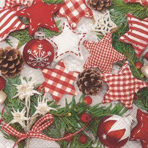 Servietten Weihnachts Allerlei