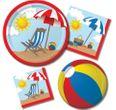 8 Beach Party Teller