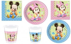 8 Becher Baby Minnie – Bild 2