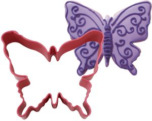 Keks Ausstecher Schmetterling