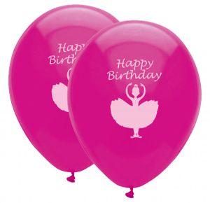 6 Luftballons Prima Ballerina