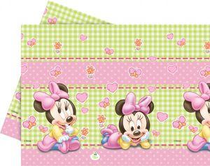 Baby Minnie Plastik Tischdecke – Bild 1