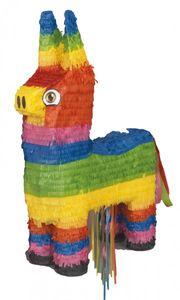 Zugband Pinata Esel oder Lama