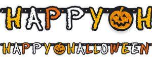 Girlande Formel Halloween