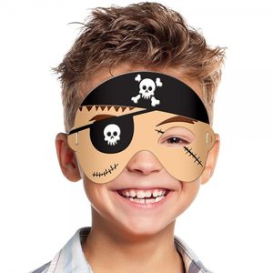Piraten Kinder Maske aus Moosgummi