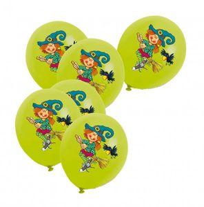 8 Luftballons Hexe Mira Mistelzweig