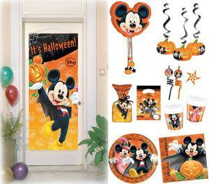 Tischdecke Micky + Minnie Halloween – Bild 2