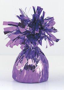 Ballongewicht Folie Lavendel