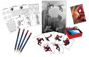 16 Teile The Amazing Spiderman 2 Spiele-Set