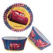 50 Muffin Förmchen Disney Cars