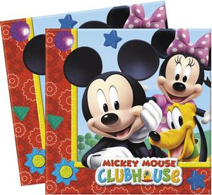 36 Teile Disney Micky Maus Party Deko Set – Bild 4