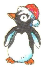 Pinguin Mini Sticker - ItSticks