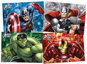 Avengers Multi Heroes 4 Platzsets