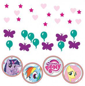 My little Pony Rainbow Konfetti Mix