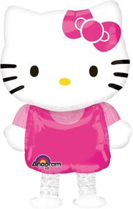 Hello Kitty kleiner Airwalker Folienballon