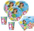 8 Papp Becher Hula Beach Party