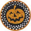 33 Teile Halloween Deko Set Kürbis 8 Personen