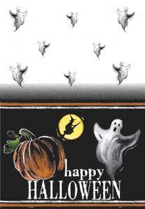 Halloween Tischdecke Kürbis Geister